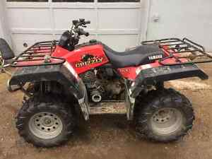 1998 YAMAHA GRIZZLY 600 FOR PARTS