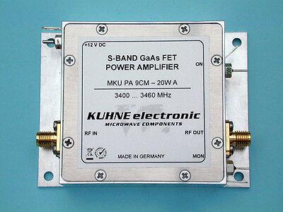 9CM Verstärker MKU PA 9CM-20W A, Power Amplifier, Leistungsverstärker, DB6NT
