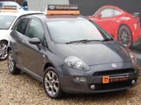 FIAT PUNTO 1.4 GBT 3dr Grey Manual Petrol, 2013