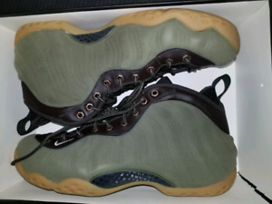 Foamposite One PRMs Olive
