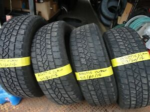 4 WINTER TIRE 215/60/R17 ARTICI 85% TREAD Kitchener / Waterloo Kitchener Area image 4