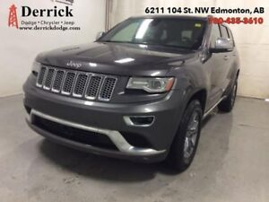 2014 Jeep Grand Cherokee   Used 4WD Summit Air Susp Nav Tow Grou