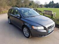 Volvo V50 2.0D D4 ( 177PS ) Geartronic 2011MY SE Lux