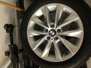 BMW X3 (F25) winter wheel package