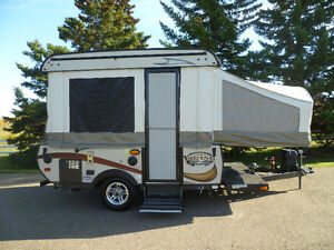 "2013 Viking Legend 1404GS Camper ""Like New"" Toy Hauler"