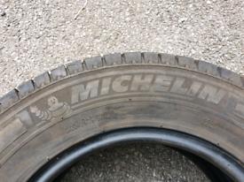 215/70/R15 c van tyres x2