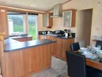 Sited static caravan for sale. Shanklin, Isle of Wight