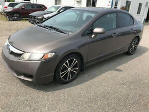 Honda Civic Sport 2010