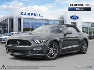2017 Ford Mustang GT Premium Convertible with NAV