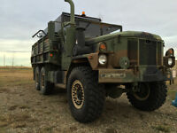 1997 AM General  M35A3 6X6 Military Truck, Taking offers.....