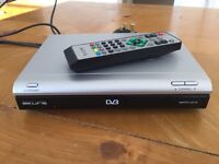 Freeview Box and remote