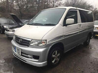 MAZDA BONGO FACELIFT SPARES OR REPAIR EXPORT SALVAGE