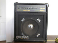 Amplificateur pour guitare Carlsbro 90 watts (made in England)