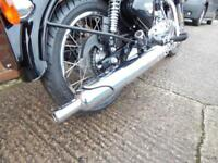 ROYAL ENFIELD BULLET CLASSIC 500 REDDITCH EDITION MOTORCYCLE