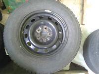 4 pneus 215/70  R16