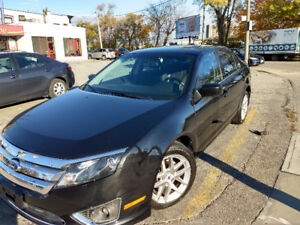 Ford Fusion SEL FULLY CERTIFIED