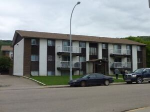 Large two bedroom apartment in Peace River