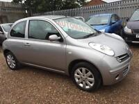 2006(06) Nissan Micra 1.4 16v auto SVE Grey 3dr Hatch,**ANY PX WELCOME**