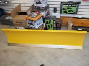NEW ATV SNOW PLOWS  starting at $475.00 54 inch ALL STEEL