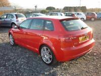 Audi A3 SPORTBACK 2.0 TDI S LINE, 15 months Warranty