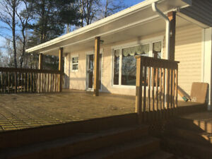 Beautiful Lake Front Cottage East Dalhousie NS