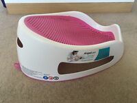 Angelcare baby bath support PINK