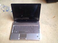 HP Pavillion DV7 Laptop - 17 inch Screen - faulty