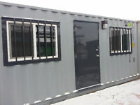 Construction site modular offices 20' and 40' USED DISCOUNT SALE