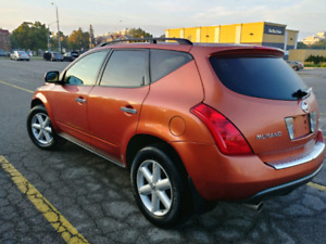 Nissan Murano SE AWD Excellent Condition (Low km)
