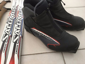 Classic Cross Country Ski Package - mens