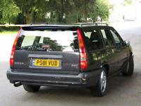 Volvo 850 2.3 auto T5 CD**VERY RARE**VERY FAST**£1000s Spent**New MOT**FSH**