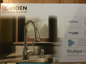 moen kitchen faucet buy amp sell items tickets or tech in