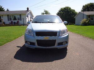 2011 Chevrolet Aveo 5 Hatchback