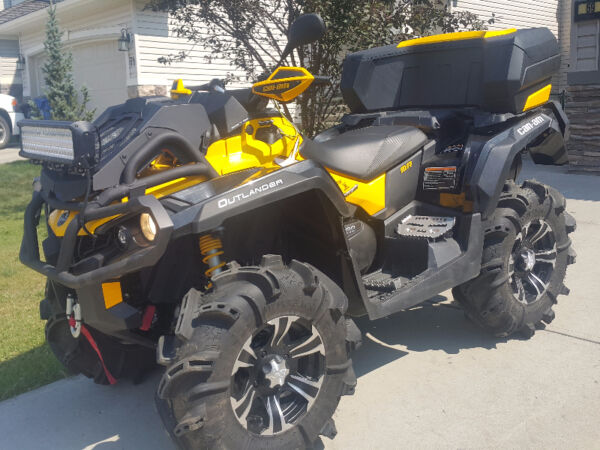 Used 2015 Can-Am XMR 1000