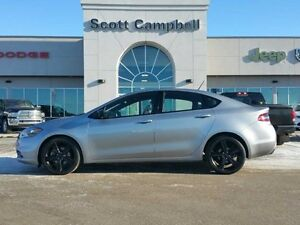 2014 Dodge Dart SXT   - one owner - local - trade-in - sk tax pa