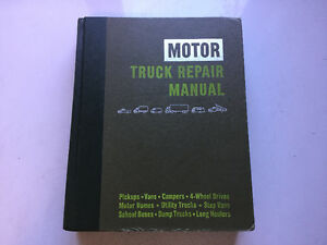 1970-1981 Truck & Diesel Manual Kenworth Mack White Autocar GMC