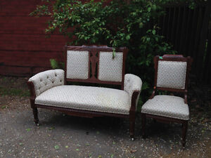 Deilcraft and other Antiques furniture Beautiful Condition