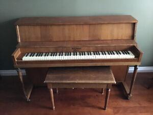 Free Henry Herbert Piano