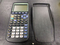 texas instruments ti 83 plus including 4 new batteries
