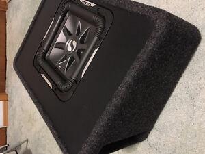 """New KICKER 10"""" Solo-Baric L7 SubWoofer in Ported truck box $330 Sarnia Sarnia Area image 3"""