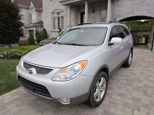 2009 Hyundai Veracruz VUS