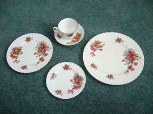Royal Albert Centennial Rose China