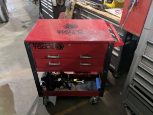 Matco Tool Cart only 3 months old