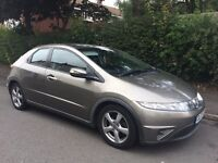 Honda Civic 2.2 CTDI 5DR 2007