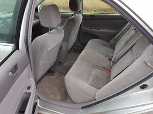2003 Toyota Camry NO ACCIDENTS / SAFETY / E-TEST / WARRANTY London Ontario image 6