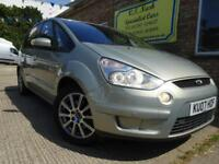 Ford S-Max Titanium Tdci DIESEL MANUAL 2010/07