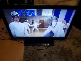 40-inch television full HD 1080p all digital channels 3 HDMI