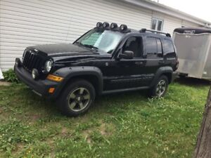 2006 Jeep Liberty Renegade VUS