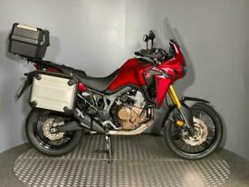 Honda CRF 1000 L Africa Twin 2017 with 26,380 miles + Full Luggage / One Owner