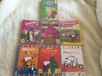 Pre-school DVD bundle